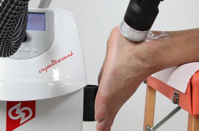 Cryoultrasuonoterapia